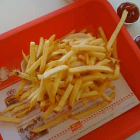 Fries Well Done is listed (or ranked) 3 on the list In-N-Out Secret Menu Items