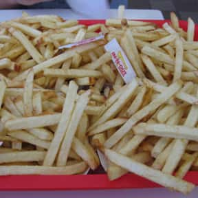 Fries Light is listed (or ranked) 19 on the list In-N-Out Secret Menu Items