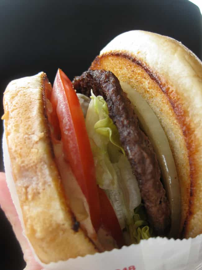 Extra Toast is listed (or ranked) 3 on the list In-N-Out Secret Menu Items