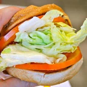 Veggie Burger / Wish Burger is listed (or ranked) 21 on the list In-N-Out Secret Menu Items