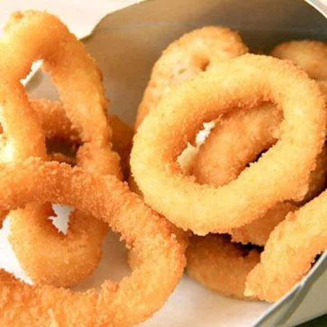 Frings is listed (or ranked) 1 on the list Burger King Secret Menu Items