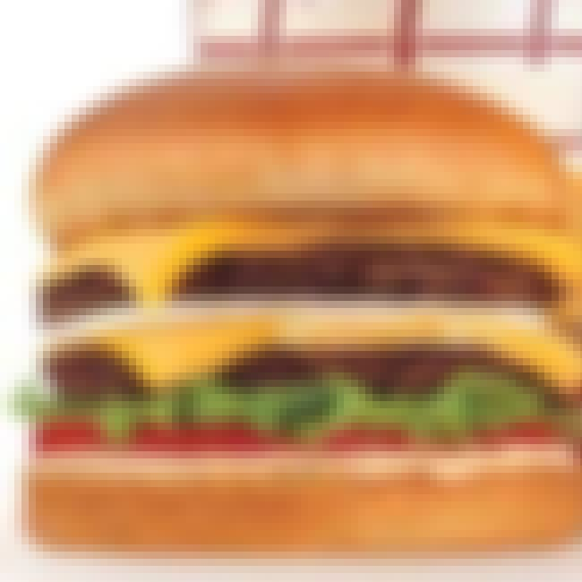 Double-Double is listed (or ranked) 5 on the list Whataburger Secret Menu Items