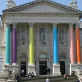 Tate Britain is listed (or ranked) 6 on the list The Best Museums in the World