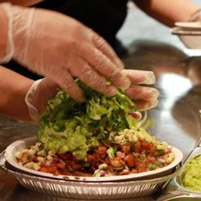 Burrito Bowl is listed (or ranked) 1 on the list Chipotle Recipes