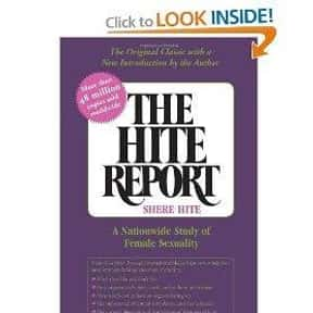 The Hite Report is listed (or ranked) 23 on the list The Best Selling Books of All Time