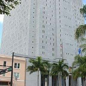 Federal Detention Center, Miam is listed (or ranked) 5 on the list All Federal Prisons in Florida