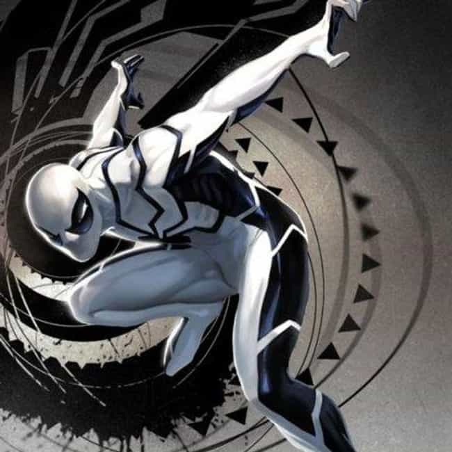 Future Foundation Spider-Man is listed (or ranked) 3 on the list The Greatest Spider-Man Costumes of All Time