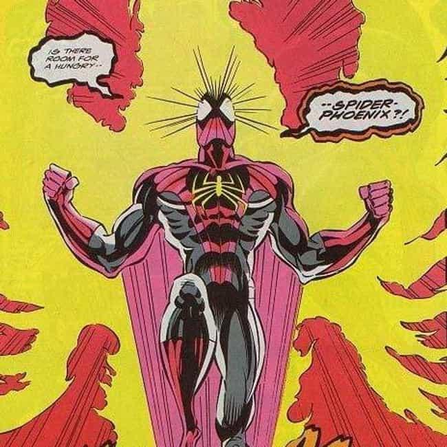 Spider-Phoenix