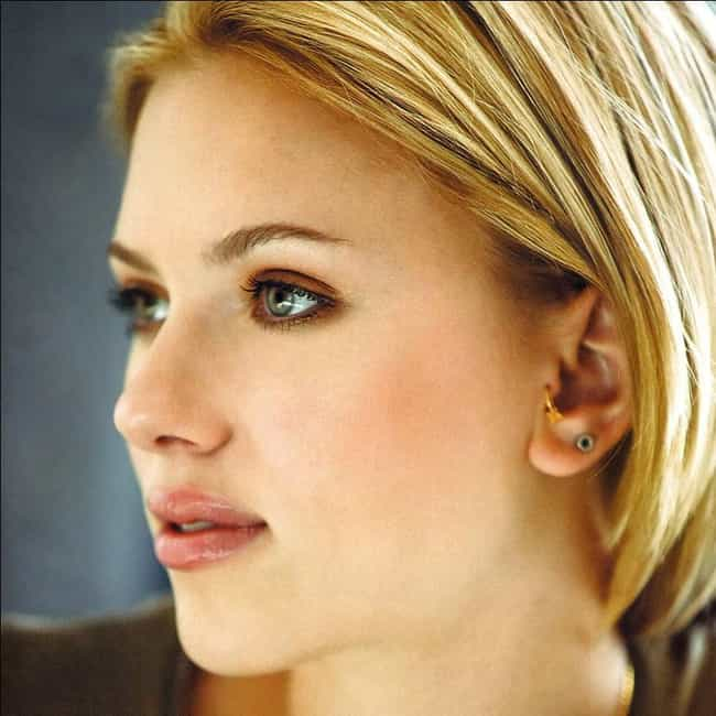 Scarlett Johannson is listed (or ranked) 3 on the list Plastic Surgeons Report: 9 Most Requested Celebrity Noses