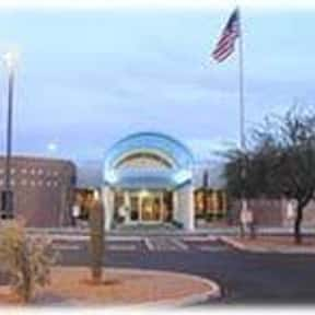 Federal Correctional Complex,  is listed (or ranked) 6 on the list All Federal Prisons in the USA
