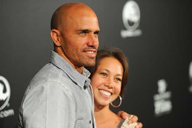Kalani Miller is listed (or ranked) 1 on the list Kelly Slater's Loves & Hookups