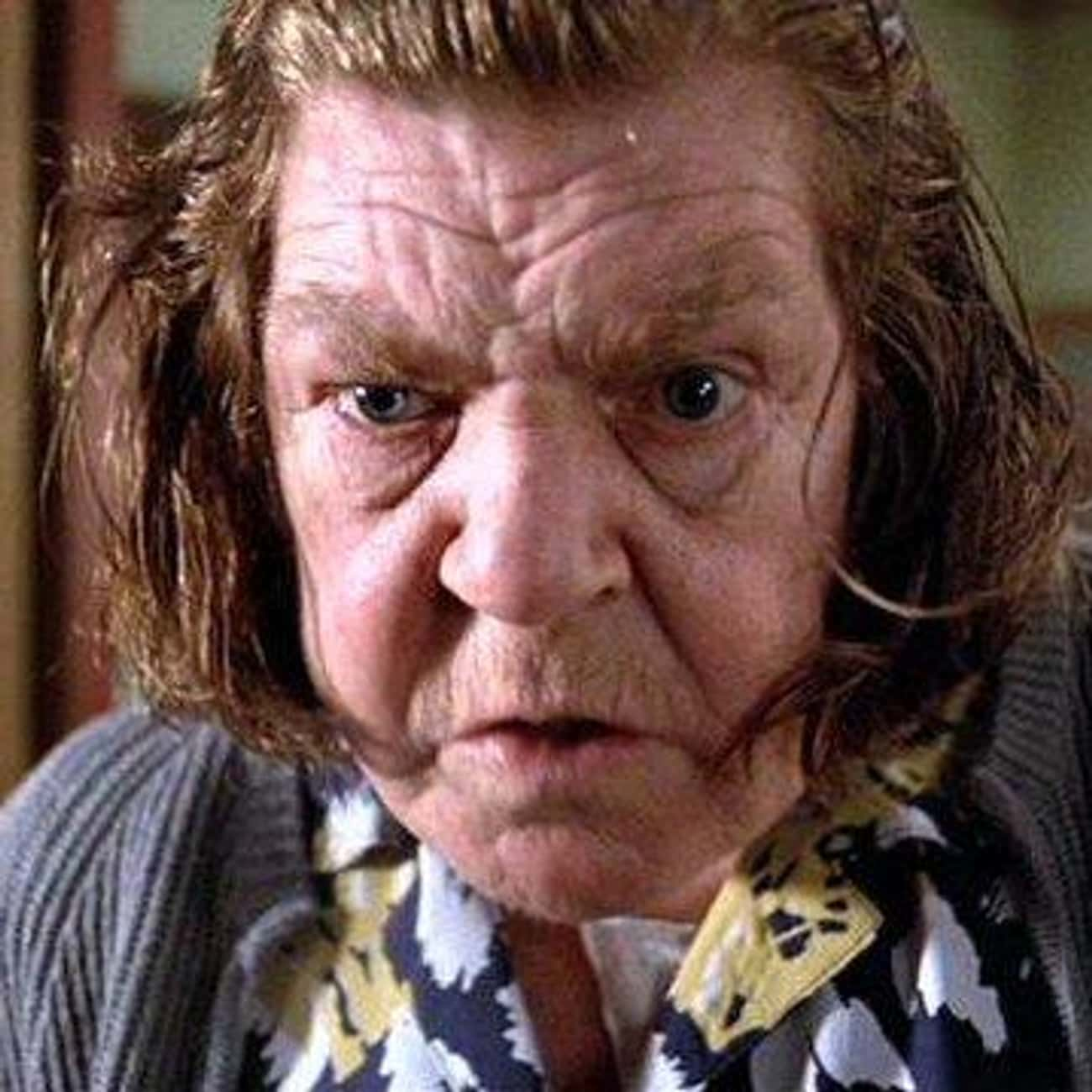 Mrs. Lift is listed (or ranked) 3 on the list The Meanest Movie Mothers of All Time