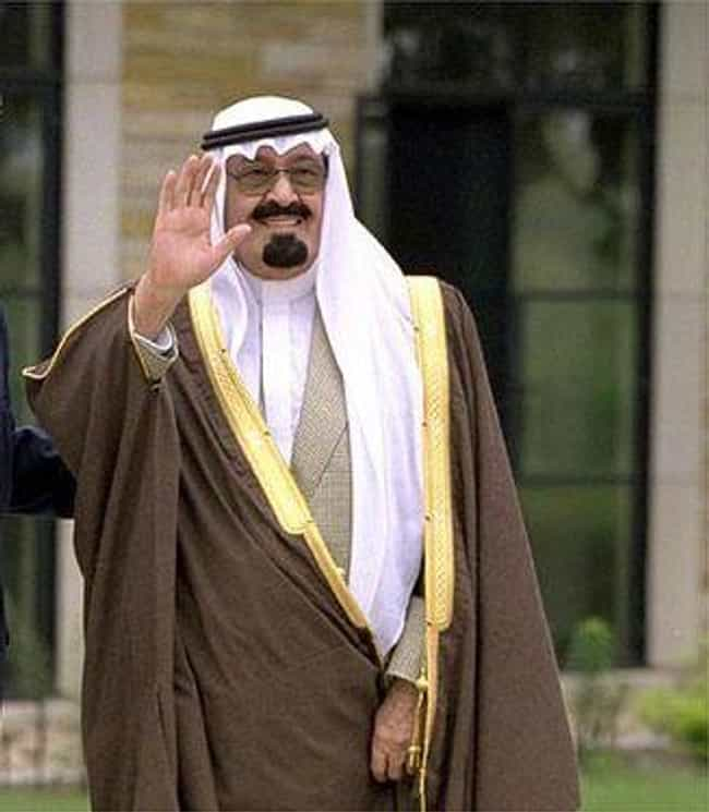 Abdullah bin Abdul Aziz Al Sau... is listed (or ranked) 3 on the list Richest Royals in the World
