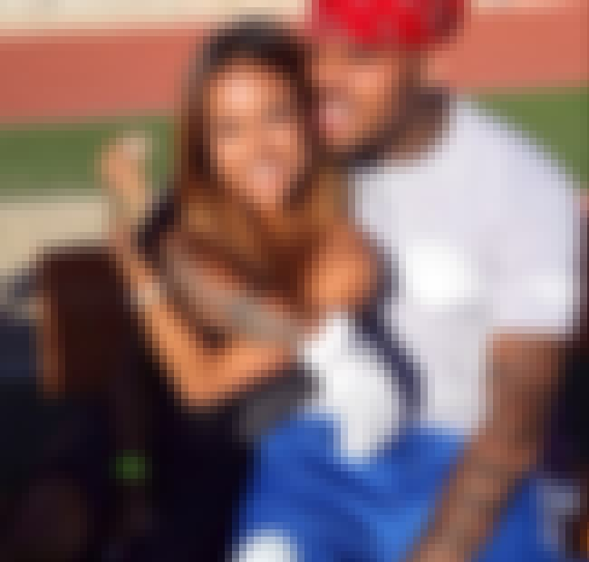 Karrueche Tran is listed (or ranked) 4 on the list Chris Brown's Loves & Hookups