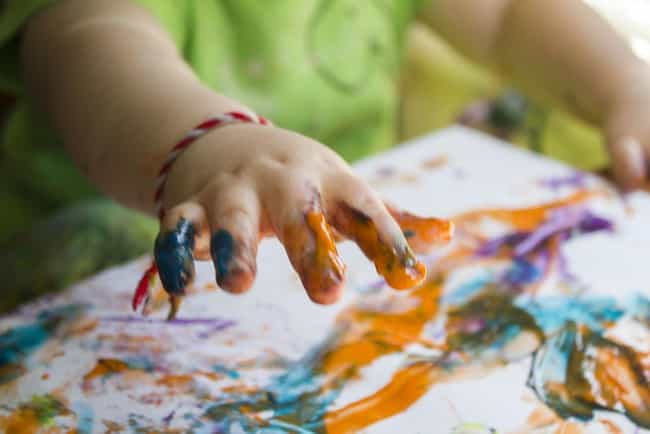 4 Girls Finger Paint is listed (or ranked) 9 on the list 13 Things You Should NEVER Google