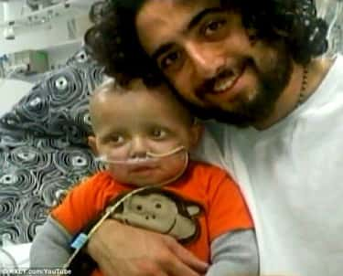 Father Treats 2-Year Old Son w is listed (or ranked) 1 on the list 7 Marvelous Medical Marijuana Miracles
