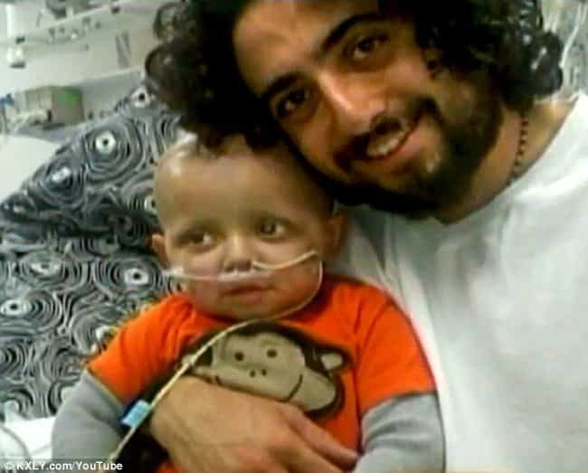 Father Treats 2-Year Old Son w... is listed (or ranked) 1 on the list 7 Marvelous Medical Marijuana Miracles