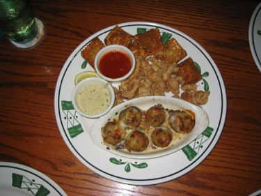 Olive Garden Sampler Italiano: is listed (or ranked) 2 on the list Olive Garden Secret Menu Items