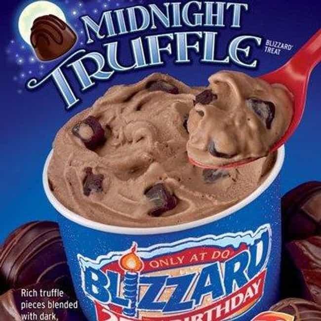Dairy Queen Ice Cream Sundae
