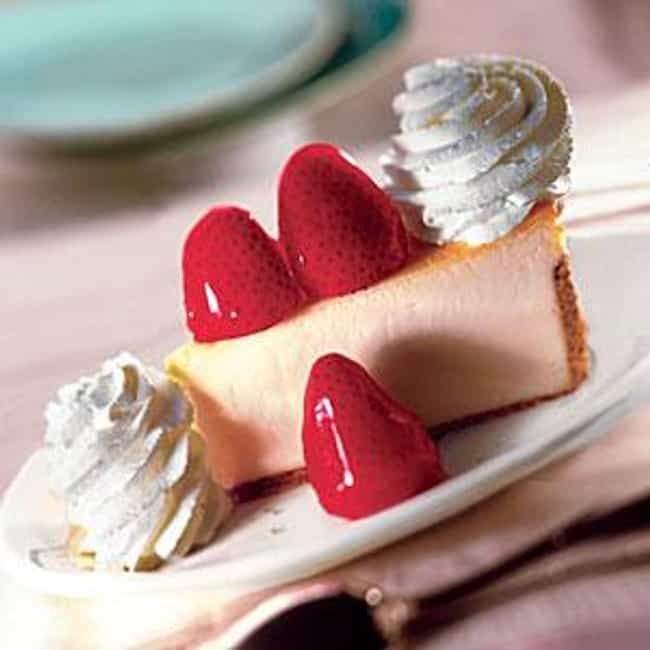 Original Cheesecake is listed (or ranked) 1 on the list Cheesecake Factory Recipes