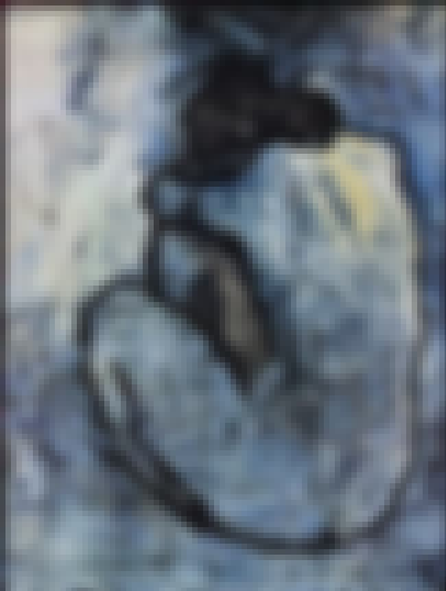 Blue Nude is listed (or ranked) 7 on the list Pablo Picasso's Greatest Works of Art