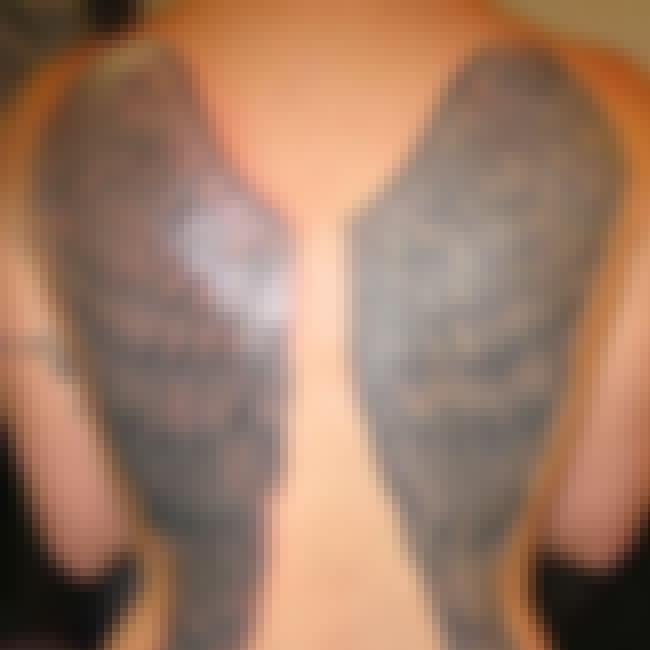 Angel Wings is listed (or ranked) 4 on the list Angel Tattoo Designs
