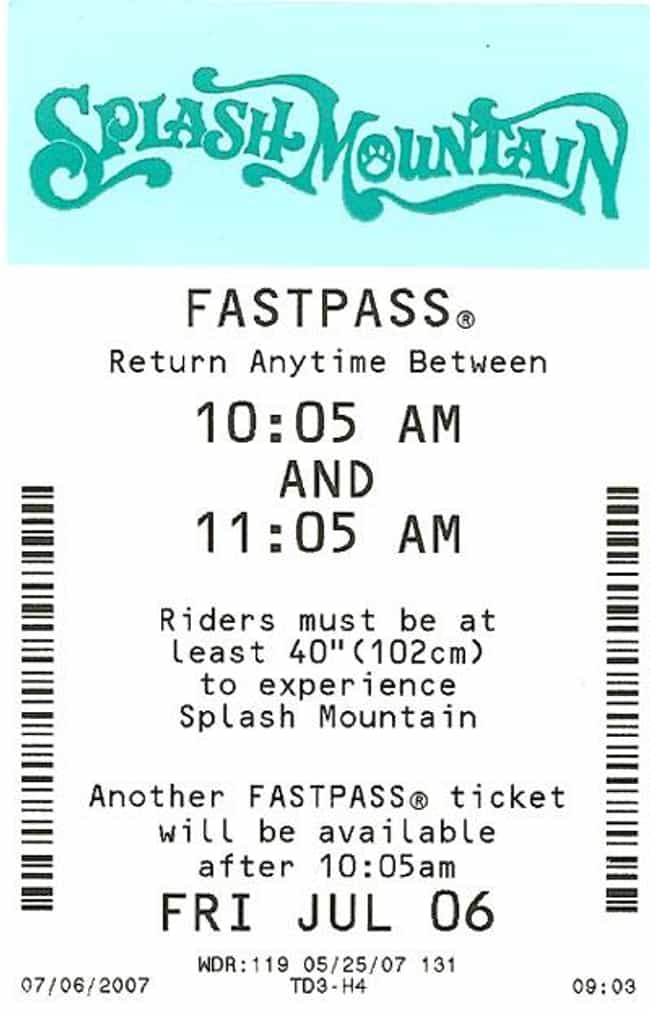 FastPass is listed (or ranked) 2 on the list The Most Helpful Disneyland Tips & Tricks