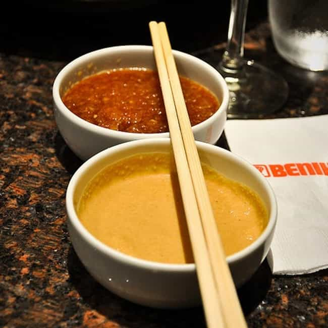 Benihana Magic Mustard S... is listed (or ranked) 3 on the list DIY Benihana Recipes You Can Make at Home