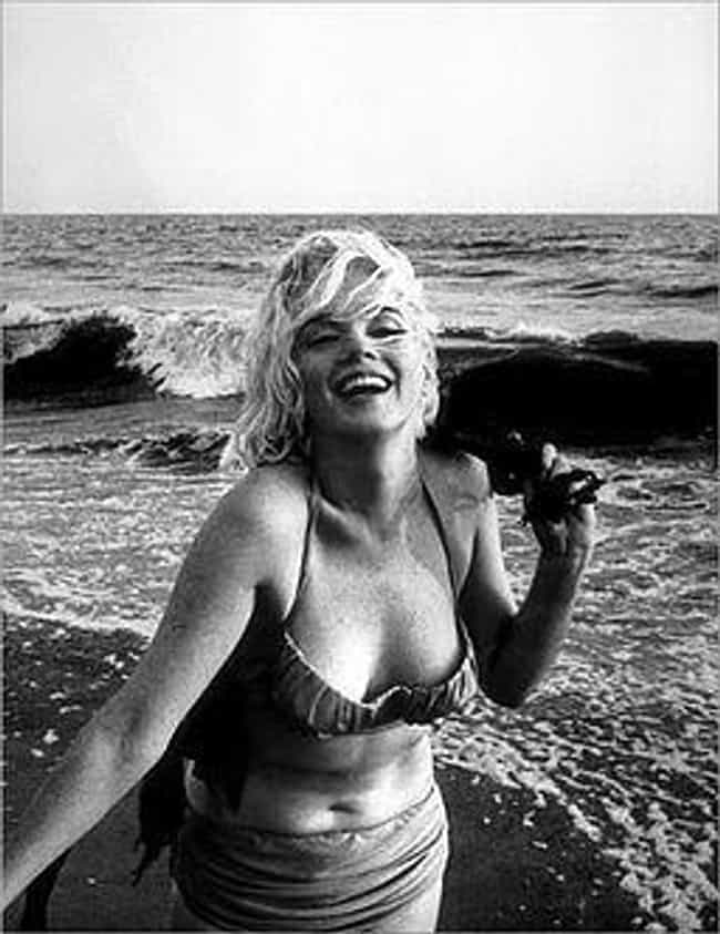 Make a Girl Laugh is listed (or ranked) 3 on the list The Best Marilyn Monroe Quotes and Sayings