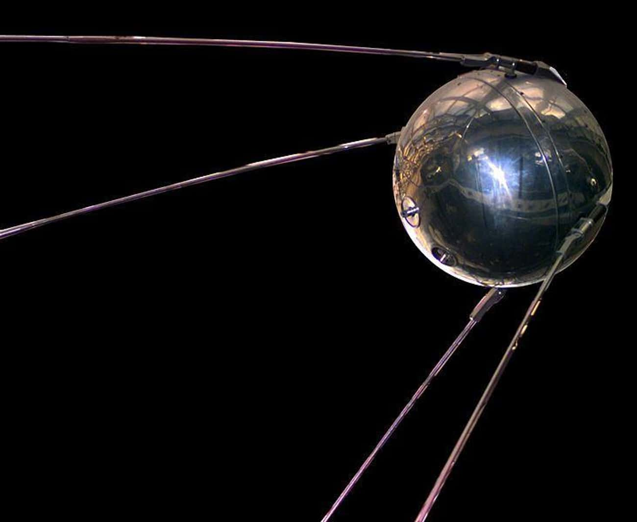 Sputnik Bankrupted the Soviet Union