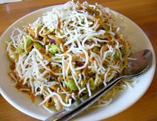 California Pizza Kitchen Thai Crunch Salad Recipe