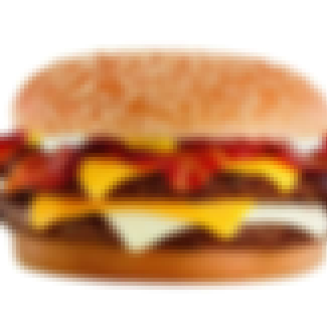 Bacon Bacon Cheeseburger is listed (or ranked) 1 on the list Jack in the Box Secret Menu Items