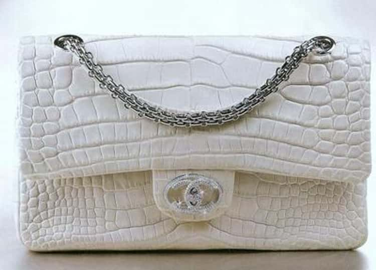 ef65107e97c6 Chanel: Diamond Forever Bag is listed (or ranked) 1 on the list The