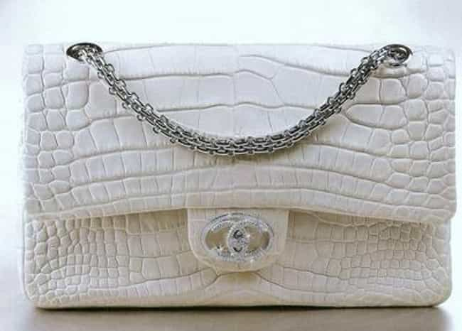 Chanel: Diamond Forever Bag is listed (or ranked) 2 on the list The Most Expensive Handbags