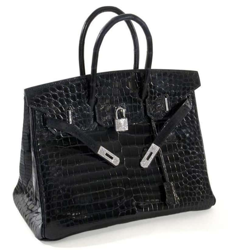 9ff20d4b866a Hermes  Matte Crocodile Birkin... is listed (or ranked) 3 on