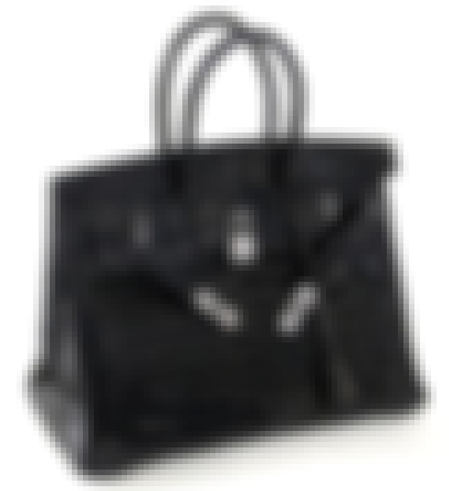 Hermes: Matte Crocodile Birkin... is listed (or ranked) 2 on the list The Most Expensive Handbags
