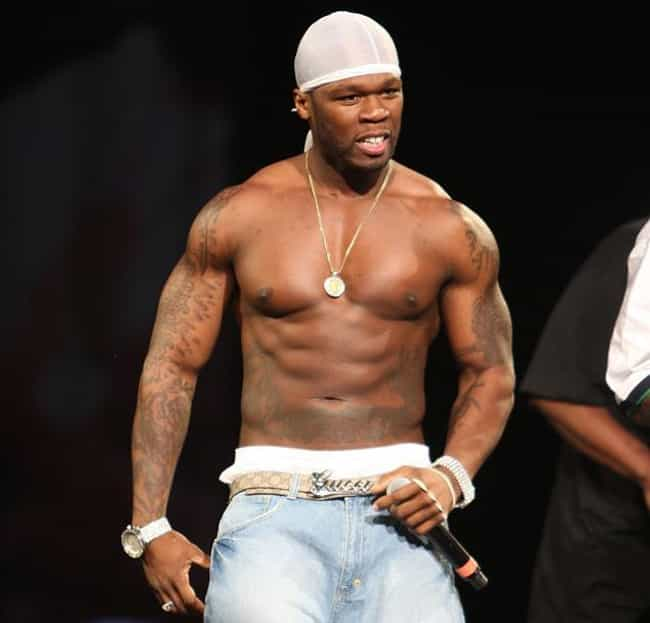 Love and Hate is listed (or ranked) 2 on the list 50 Cent Tattoos