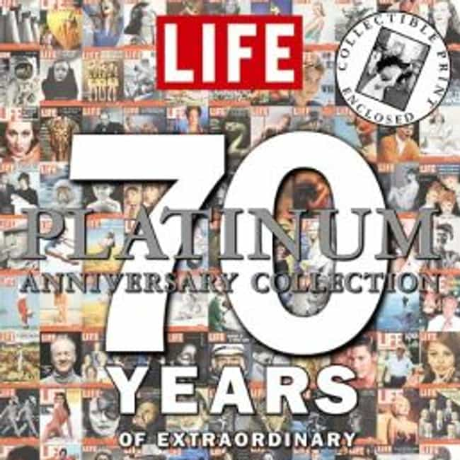 Life: 70 Years of Extrao... is listed (or ranked) 1 on the list 20 Greatest Coffee Table Books of All Time