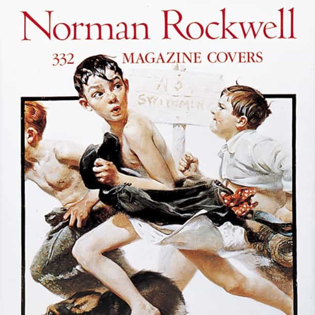 Norman Rockwell 332 Maga... is listed (or ranked) 4 on the list 20 Greatest Coffee Table Books of All Time