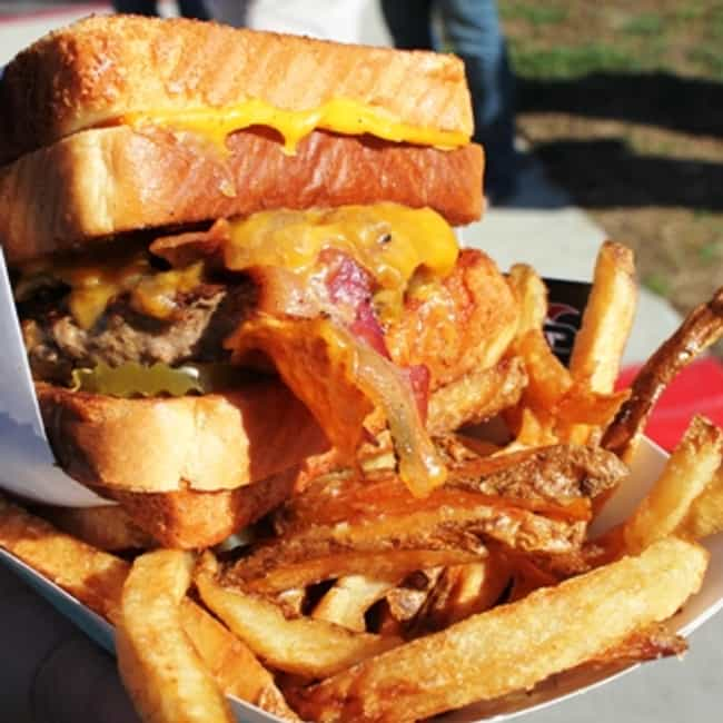 Grill 'Em All is listed (or ranked) 3 on the list The Best L.A. Food Trucks