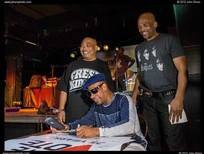 Run-D.M.C. is listed (or ranked) 2 on the list The Most Influential Hip Hop Pioneers
