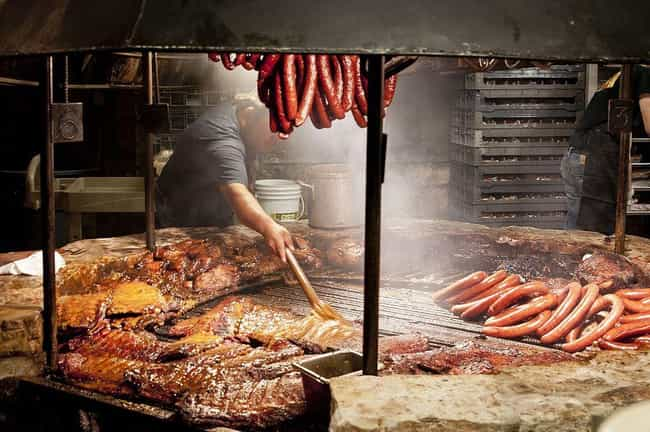 The Smokin Joint BBQ in ... is listed (or ranked) 3 on the list The Most Epic Yelp Reviews