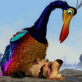 Kevin is listed (or ranked) 7 on the list The Greatest Bird Characters of All Time