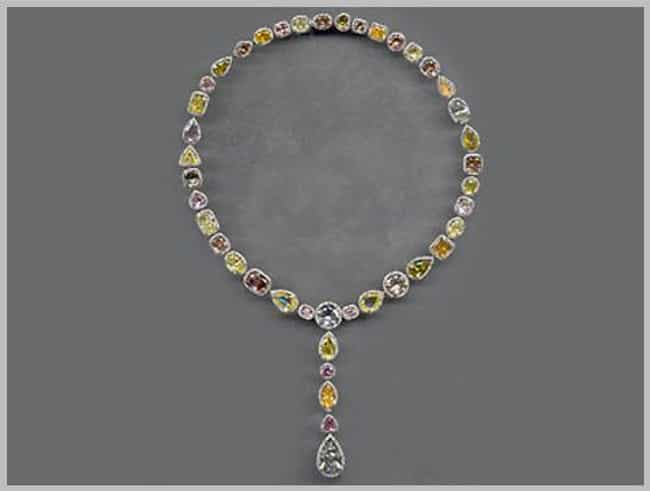 the yellow from leviev to worlds marie expensive a necklace s vivid pendant most world million diamond antoinette necklaces