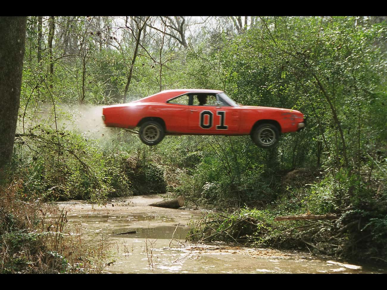 General Lee is listed (or ranked) 1 on the list The Coolest Fictional Cars