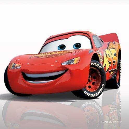 Lightning McQueen on Random Coolest Fictional Cars