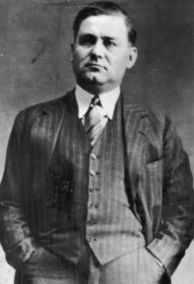 George 'Bugs' Moran is listed (or ranked) 4 on the list The Most Infamous Irish Mobsters of All Time