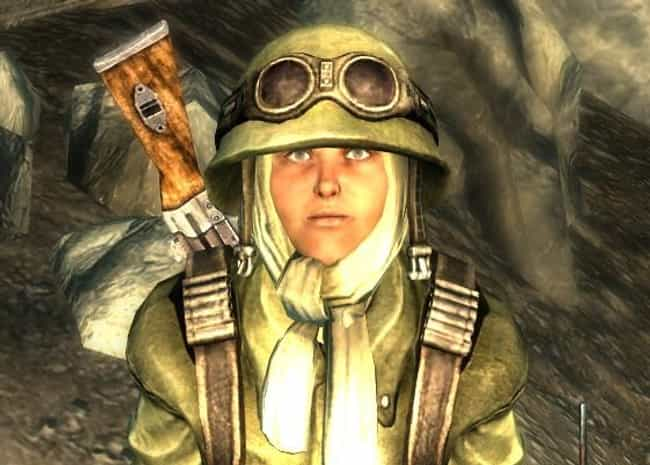 Mayor MacCready - Fallout 3 is listed (or ranked) 8 on the list The Top 10 Most Ungrateful Kids in Video Games