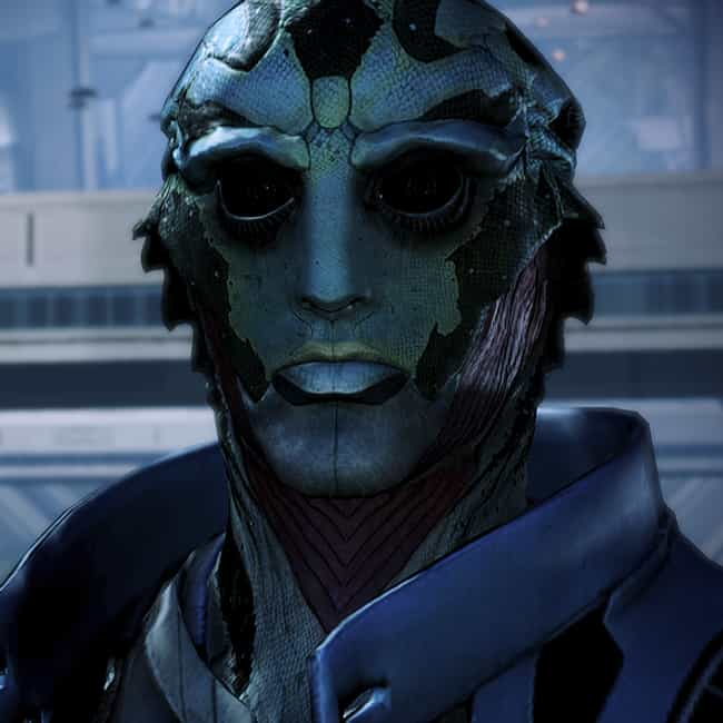 Kolyat Krios - Mass Effect 2 is listed (or ranked) 7 on the list The Top 10 Most Ungrateful Kids in Video Games