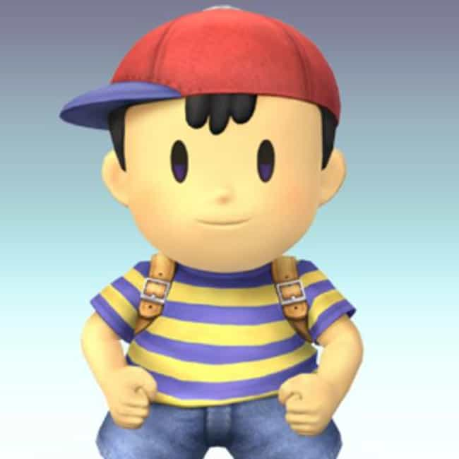 Ness is listed (or ranked) 10 on the list The Top 10 Most Ungrateful Kids in Video Games